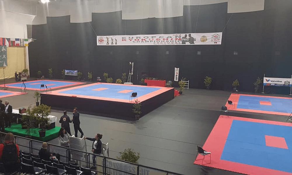 33rd European Kyokushin Championship